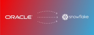 migrate data from oracle to snowflake